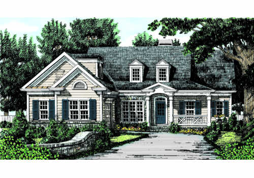 Bessemer House Plan