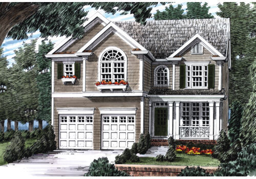 Bridleridge House Plan