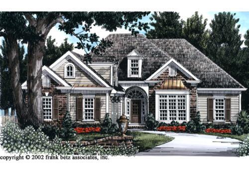 Brookhollow House Plan