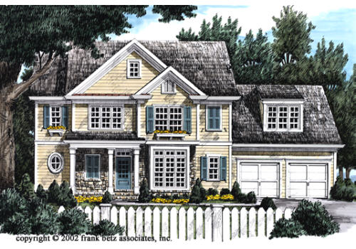 Carbondale House Plan