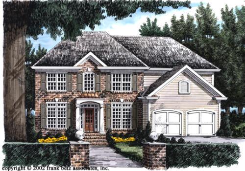 Dewhurst House Plan