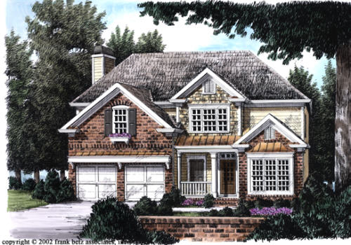 Fairgreen House Plan