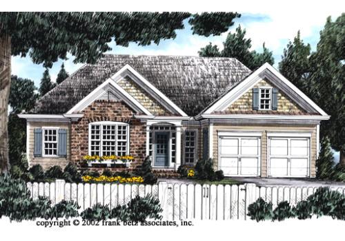 Forsythe House Plan