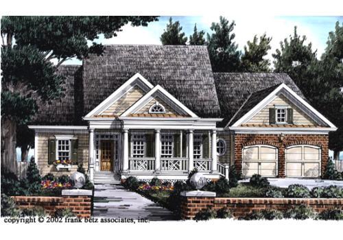 Kenmore Park House Plan