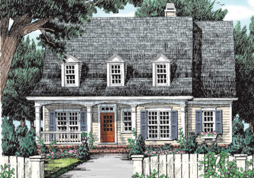 Kimball Bridge House Plan