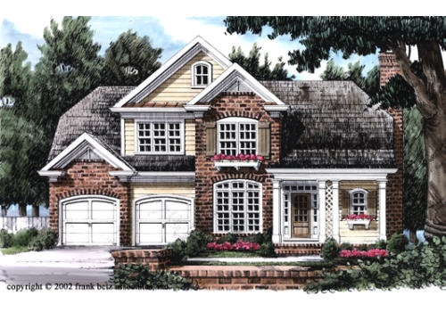 Lindenhurst House Plan
