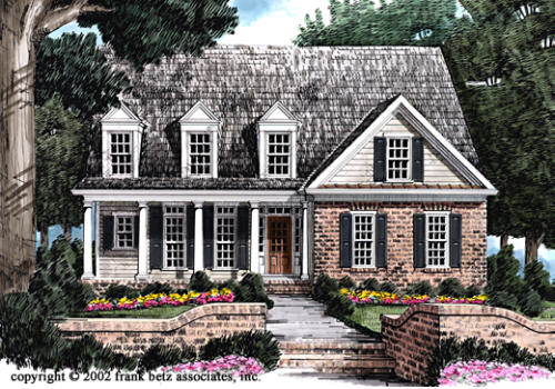 Quail Ridge House Plan