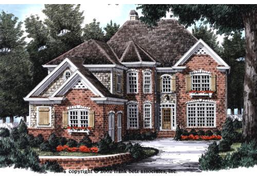 Summerlyn House Plan Elevation