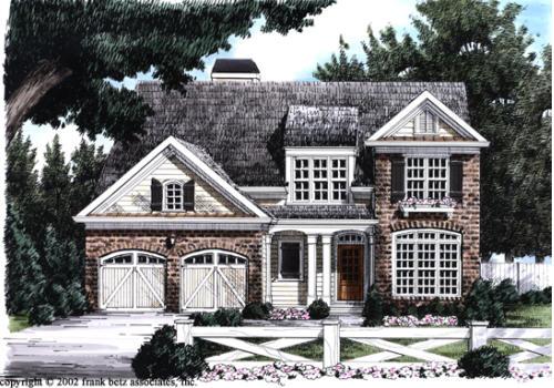 Wilkinson House Plan