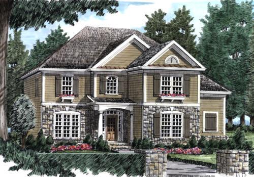 Winstead House Plan