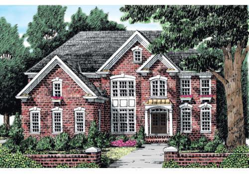 Blackburn House Plan
