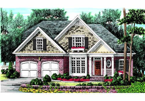 Glenallen House Plan