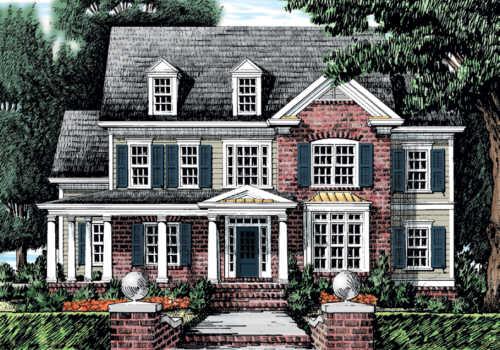 Milton House Plan