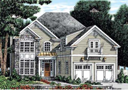 Rockdale House Plan