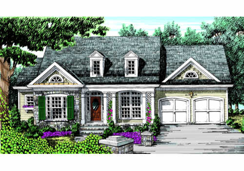 Southland Hills House Plan