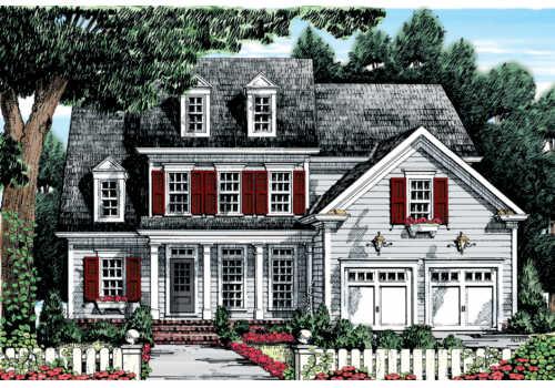 Thomasville House Plan