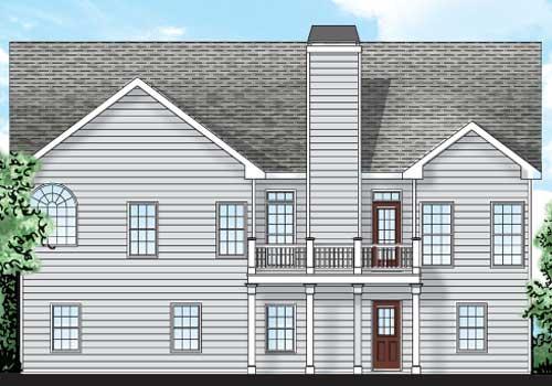 Marshall House Plan