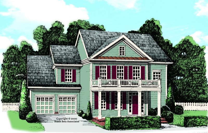 Cottonwood Creek House Plan