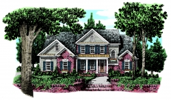 SAVOY House Floor Plan | Frank Betz ociates on