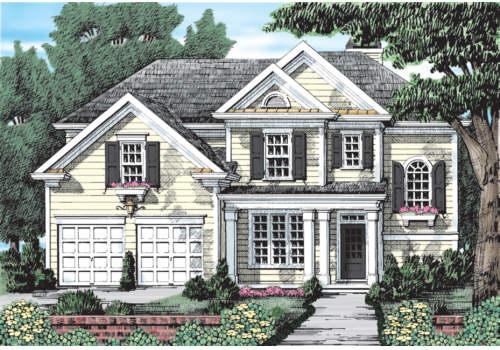 Pfeiffer House Plan