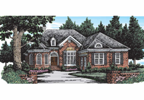 Nordstrom House Plan Elevation