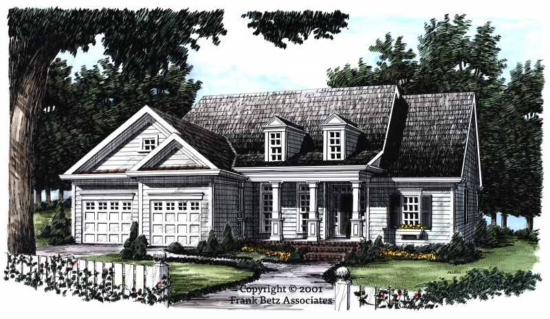 Greensboro House Plan
