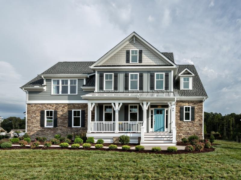Chestnut Springs House Plan Photo