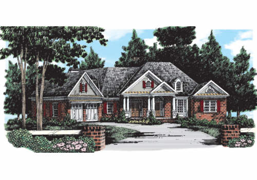 Mckendree Park House Plan