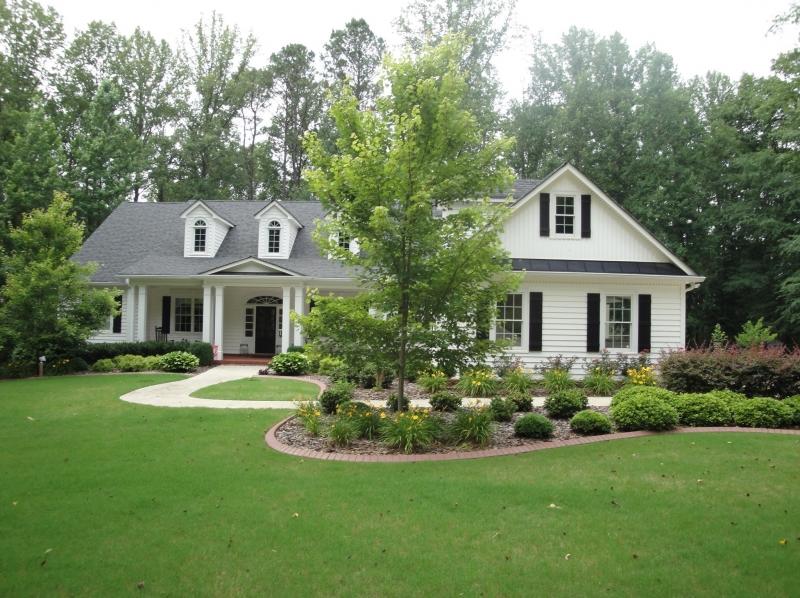 Laurel River House Plan Photo