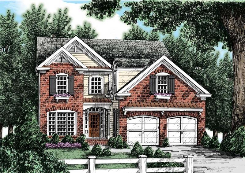 Lockridge House Plan