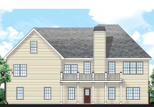 Bloomfield House Plan