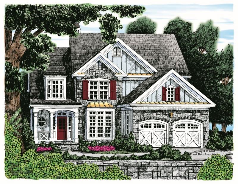 Sagamore House Plan