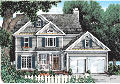 Meredith House Plan
