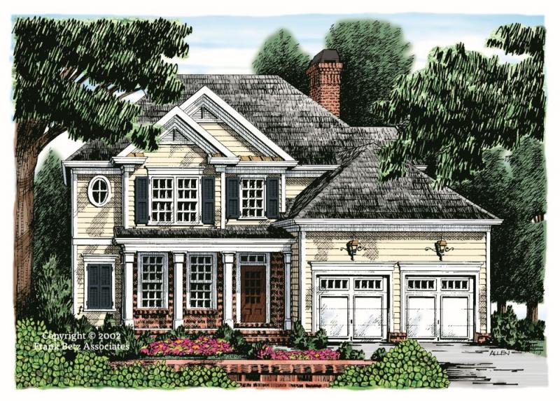 Gastonia House Plan