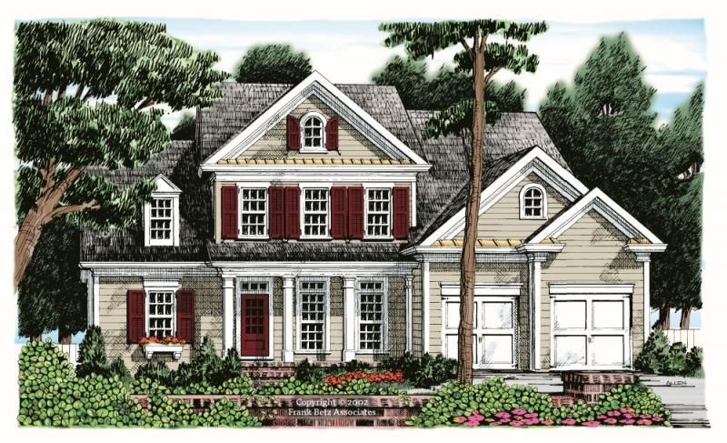 Hilliard House Plan