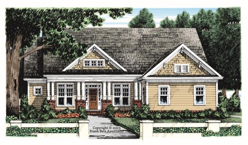 Palmdale House Plan