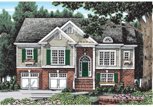 Falls Grove House Plan
