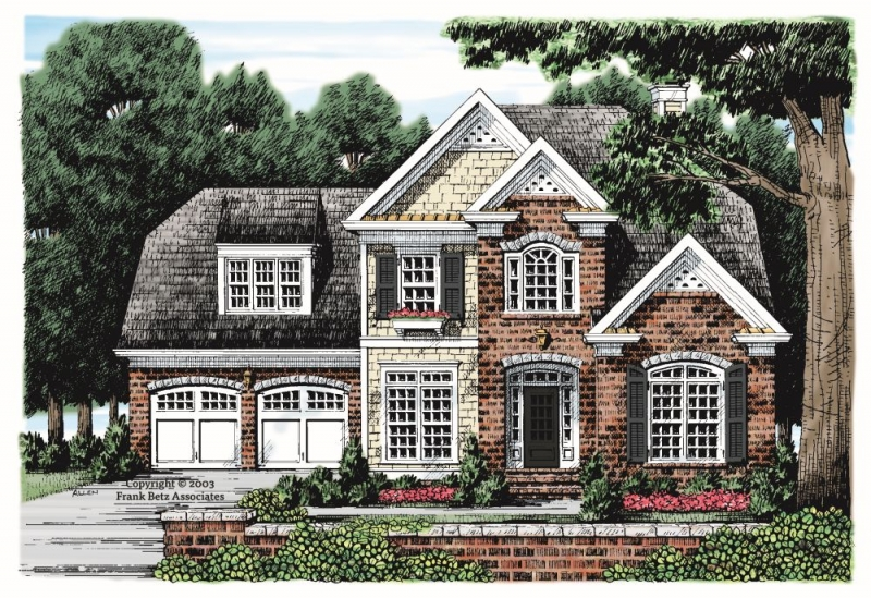 Cumberland Creek House Plan
