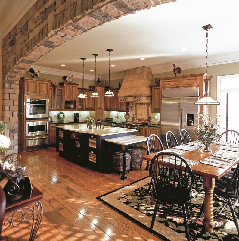Longleaf House Plan Photo