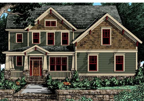 Bakersfield House Plan