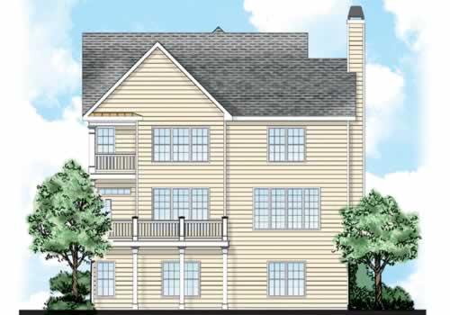 Millstone Cottage House Plan