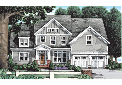 Palo Alto House Plan
