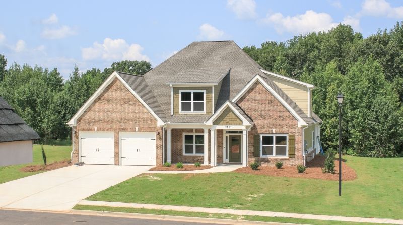 Brookwood Park House Plan Photo