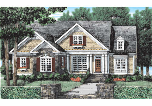 Hickory Grove House Plan