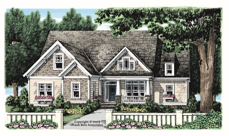 Oxnard House Plan