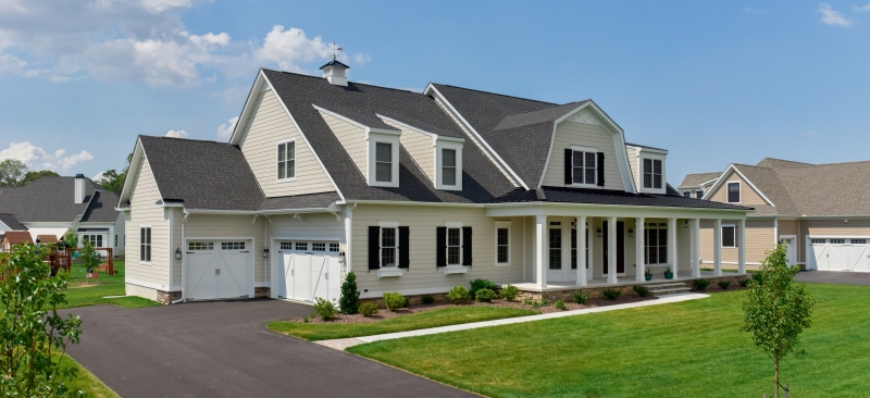 Latimer Farm House Plan Photo