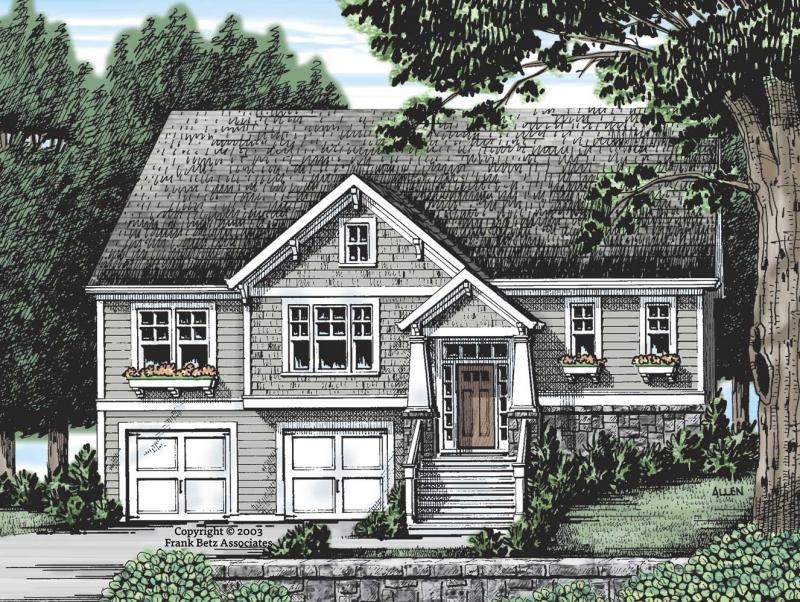 Sherman Oaks House Plan