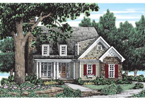 Culverhouse House Plan