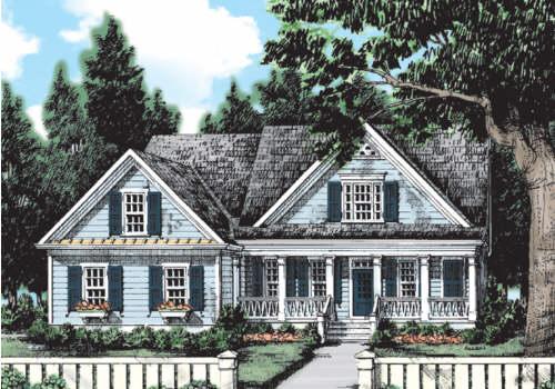 Mcarthur Park House Plan