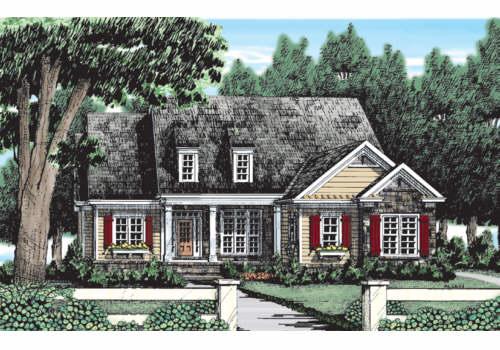 Riverglen House Plan